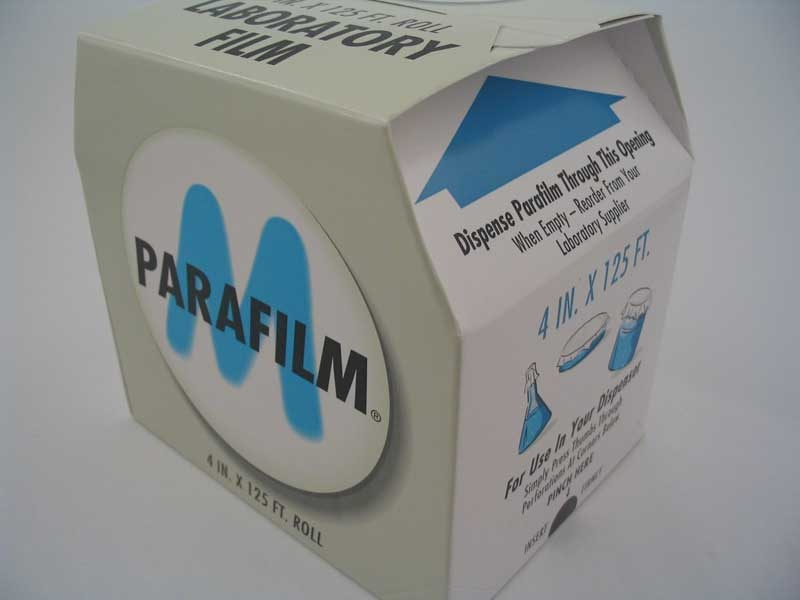 Parafilm See Table Below Grale Hds